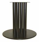 1925 - Four column disc base