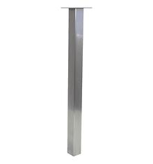 """2011 - 1.5"""" square post leg"""