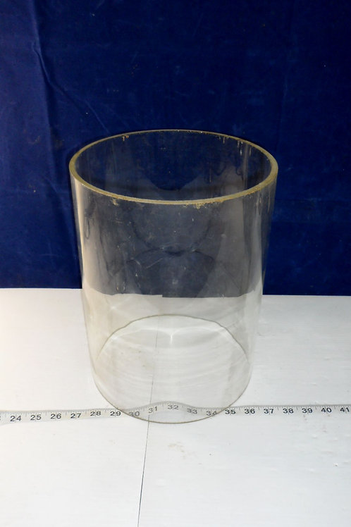 Glass Cylinder 9in X 12in