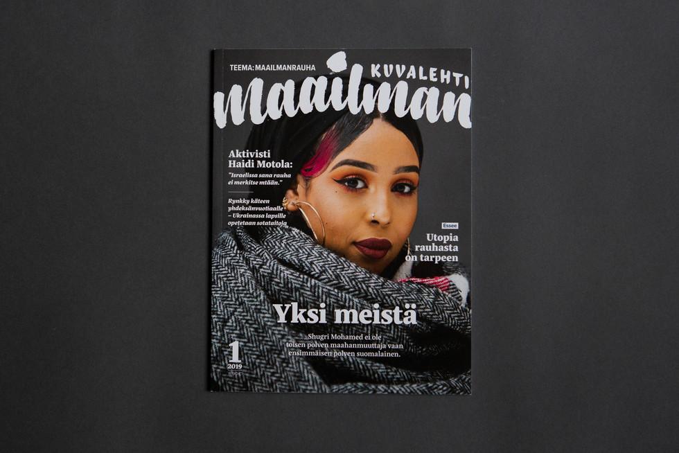 Maailman Kuvalehti, 2019.