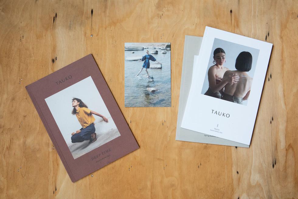 Tauko Design, layouts 2018-2020.