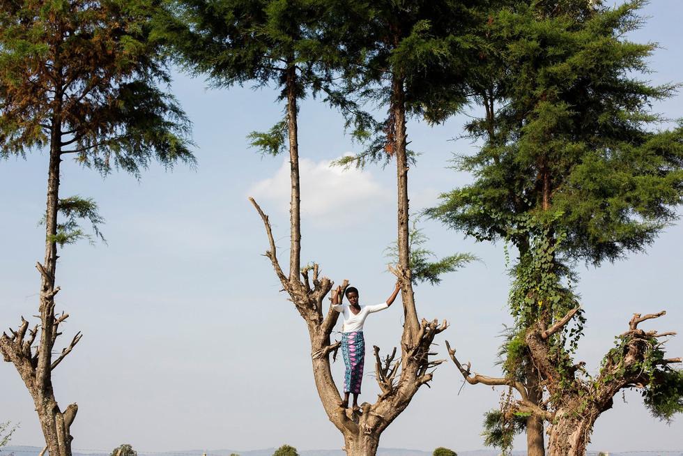 Ruanda, 2019.
