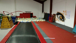 Fast Track & Tumble Track with Pits