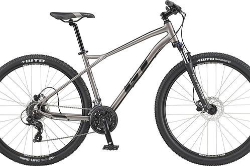 GT Aggressor Expert Mountain bike 2020 hardtail