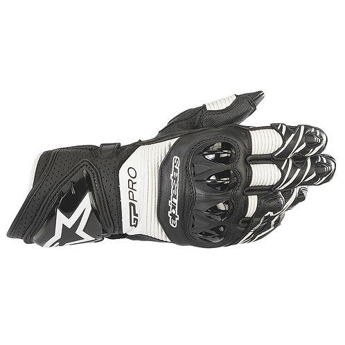 Alpinestars Gp Pro R3 Gloves Black & White