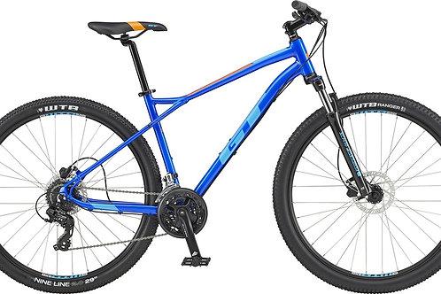 GT Aggressor Expert Mountain Bike 2020 - Hardtail MTB