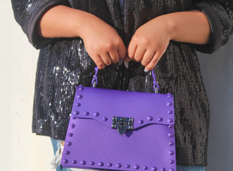 HOW TO STYLE OUR SPIKE GIRL BAGS: