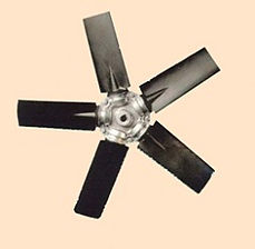 Cooling Tower Axial Ventilator