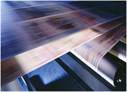 Newspaper Humidification
