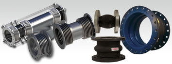 Rubber & Metal Expansion Joints