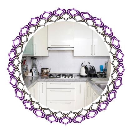화이트 싱크대1(White Kitchen1), 57X66cm, 2019
