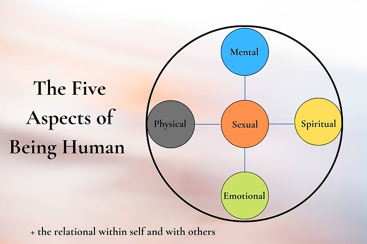 Five Aspects of Being Human.jpg