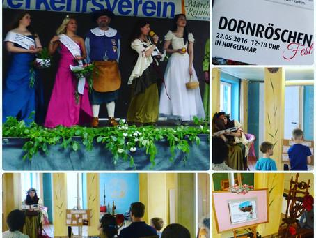 Dornröschenfest-> entfallen#coronavirus