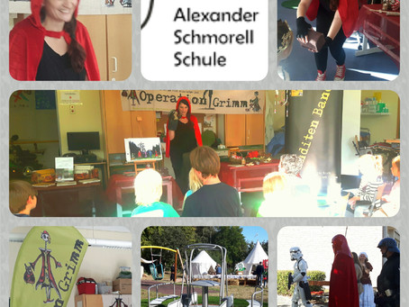 Sommerfest der Alexander-Schmorell-Schule