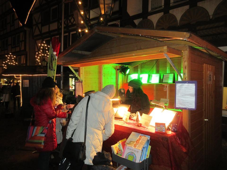 Weihnachtsmarkt Hofgeismar am 2. Adventswochenende