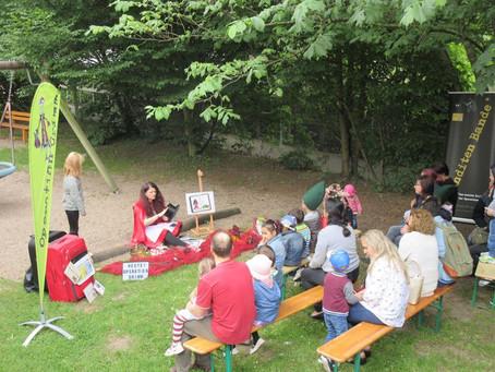 17.06.2017: Lesung, Kita Finkenherd, Kassel, 11.00 Uhr