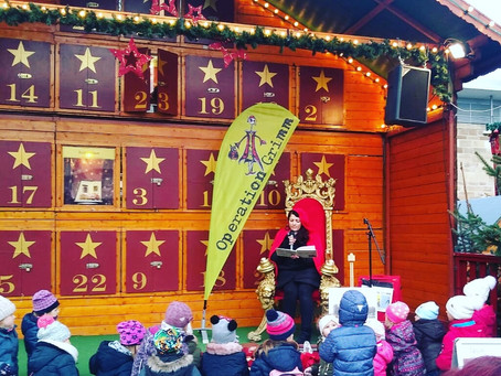 Märchenweihnachtsmarkt Kassel