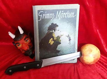 Cover, Komm auf die dunkle Seite der Brüder Grimm.jpg