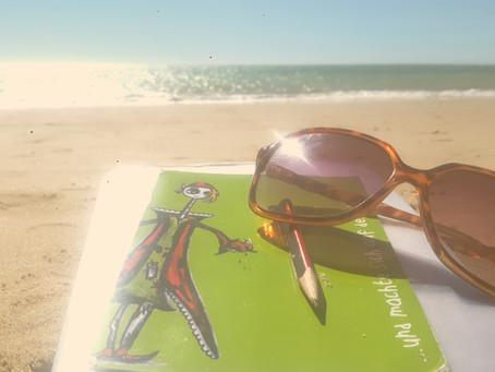 Urlaubszeit = Schreibezeit