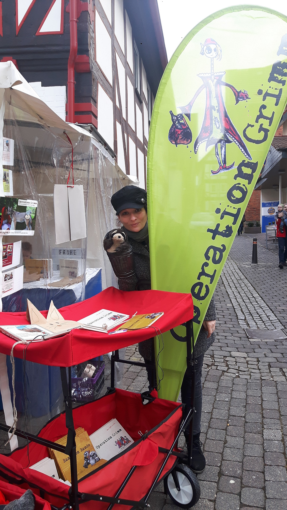 Frühlingsmarkt Wolfhagen