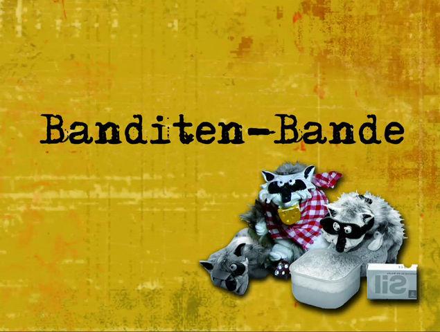 Banditen Bande:        Geschichten aus dem Nähkästchen
