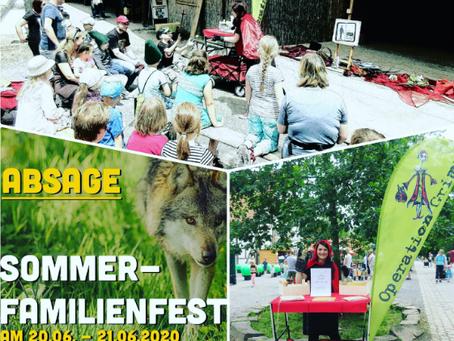 Familien-und Märchenfest Tierpark Sababurg -> entfallen#coronavirus