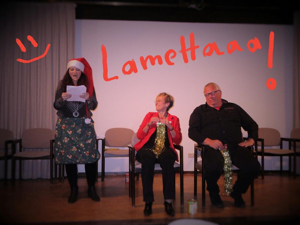 """""""Früher war mehr Lametta!"""" =)"""
