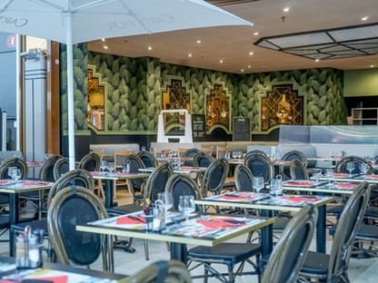 Votre restaurant Les Camélias propose la Vente à Emporter !