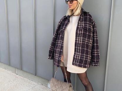 Notre sélection de manteaux tendances pour cet hiver !