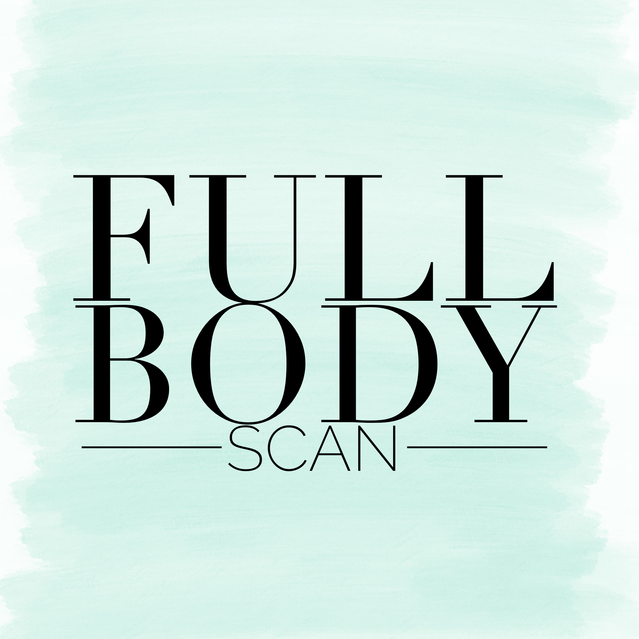 Full Body Thermography Scan