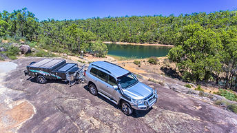 TrackStar Campers
