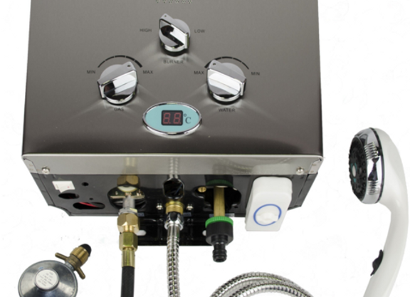Hot Water Shower System