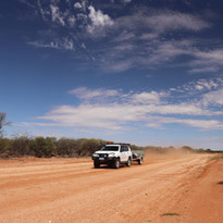 M8Trex Corrugations - Somewhere in Australian Outback