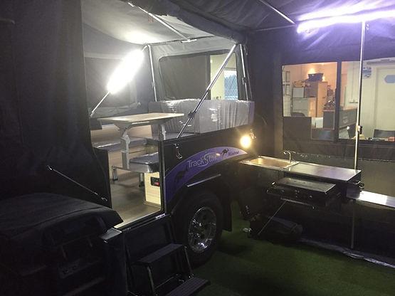 TrackStar Campers Miniroo