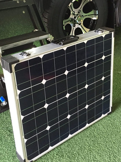Solar Panel Kit 160 Watt With Bag and Accessories