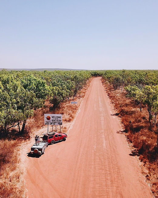 TrackStar Campers Northern Territory
