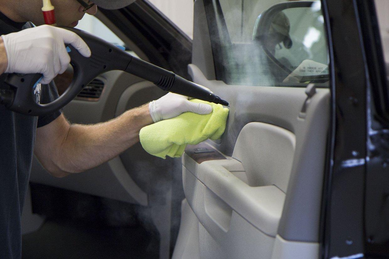 Steam Clean Car Interior >> Eco Ontario Evokleen Bespoke Eco Steam Cleaning Detailing