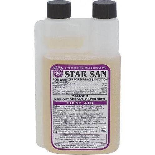 Star San Sanitizer 8oz