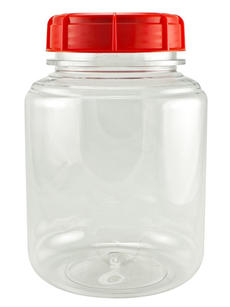 1 Gallon PET Carboy $21