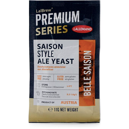 Saison Style Ale Dry Yeast