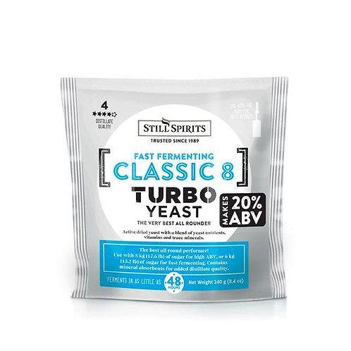 Classic Turbo Distilling Yeast 48hr