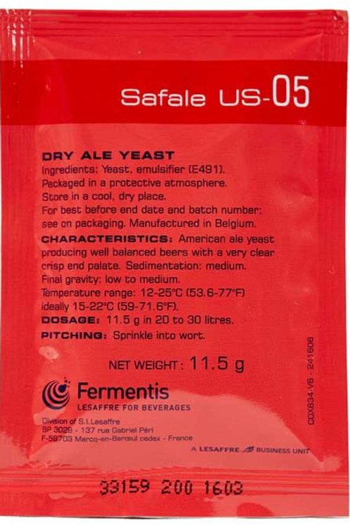 US-05 yeast