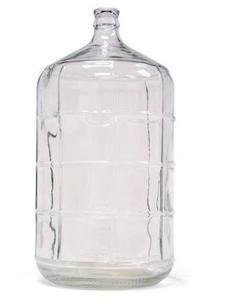 5 Gallon Glass Carboy -$45