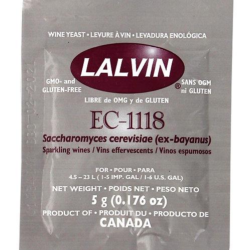 EC1118 yeast