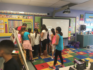 Carver iTEAM KiDS Learn About Promethean Boards