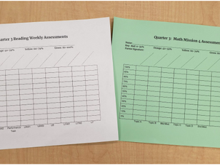 Data Trackers & Student Ownership