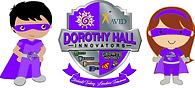 DOROTHY HALL SHIELD AND KIDS.png