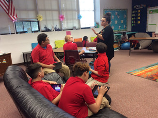 Fourth Avenue iTEAM KiDS Plans to Improve Vocabulary Instruction