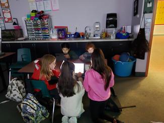 Sunrise Elementary School iTEAM KiDS