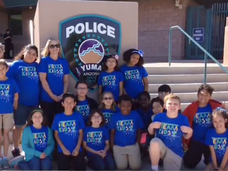 iTEAM KiDS Investigates how Technology is used in Law Enforcement!